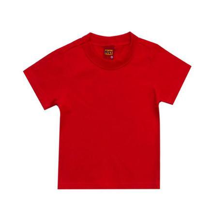 b5cfa86d66 camiseta infantil menino vermelho Kyly - Camiseta e Blusa Infantil ...