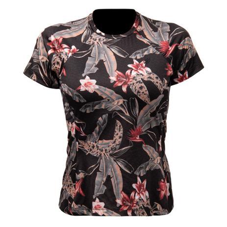 d55ee1b4d45b8 Camiseta manga curta feminino dry action 2b uv mormaii preto ...