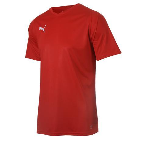 70517d23bb Camiseta Masc. Puma Liga Jersey Core Casual - Roupas esportivas ...
