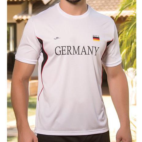 Camiseta Masculina Dry Line Alemanha 125708 Elite - Vestuário ... 3d235d9f5cb