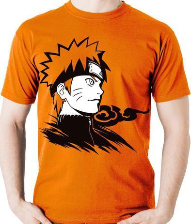 Imagem de Camiseta Naruto Shippuden (nerd / Geek) Anime Camisa Blusa
