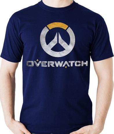 Imagem de Camiseta Overwatch - Camisa Blusa Game Geek M2