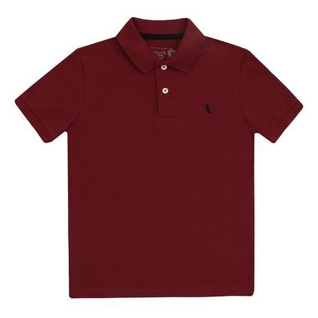 940a7ca9910cb Camiseta Polo Teen Reserva Mini Piquet Basico Vinho - Camiseta e ...