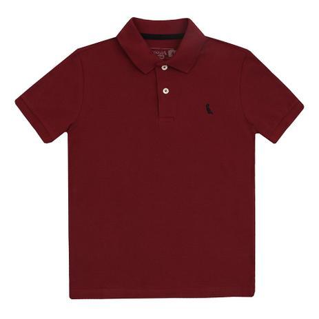 4ef0c188d0 Camiseta Polo Teen Reserva Mini Piquet Basico Vinho - Camiseta e ...