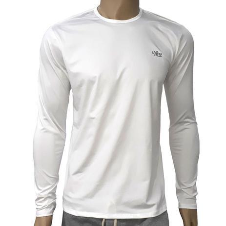 f460ccd6f Camiseta Proteção Solar UV DRY FPS 50+ Manga Longa Masculina Gelo - Mprotect