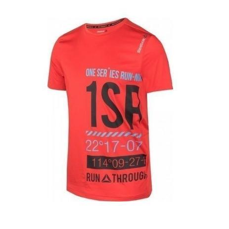 Imagem de Camiseta Reebok One Series Fit Para Corrida De Rua Ax9504