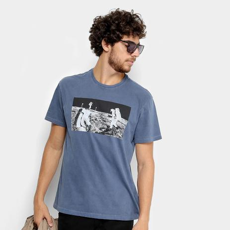9d617551f0a2 Camiseta Reserva Estampada Pf Footmoon Masculina - Roupas Masculinas ...