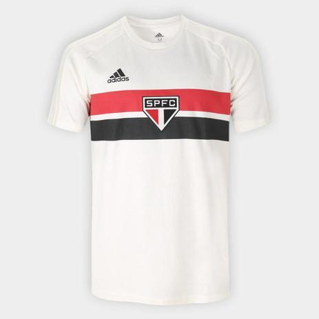 Personal lente luz de sol  Camiseta São Paulo Icon Adidas Masculina - Camisa e Camiseta Esportiva -  Magazine Luiza