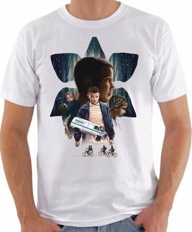 T-Shirt Shirt stranger things Mike Eleven Dustin TV Series Show Season