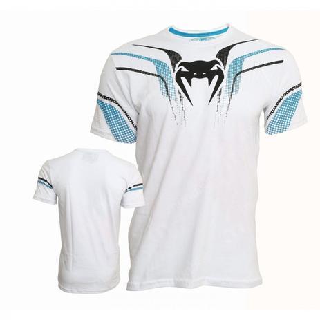 e3c0e2ebb32cbc Camiseta Venum Furia Tamanho M Branco - Jaqueta Feminina - Magazine ...