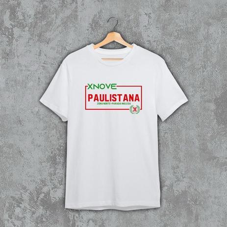Imagem de Camiseta X9 Paulistana Algodão - XNove