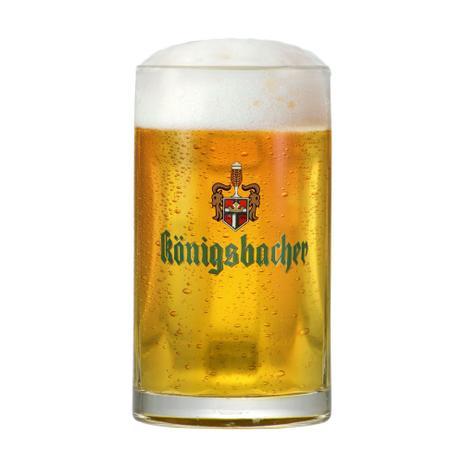 Imagem de Caneca de Chopp ou Cerveja 0,2 Königsbacher 275ml Cervejas do Mundo