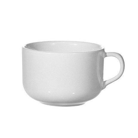 Imagem de Caneca de Sopa Ceramica 500 ML Individual Lisa Jumbo