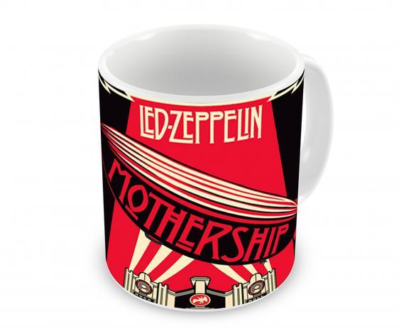 Caneca Led Zeppelin Mothership - Artgeek