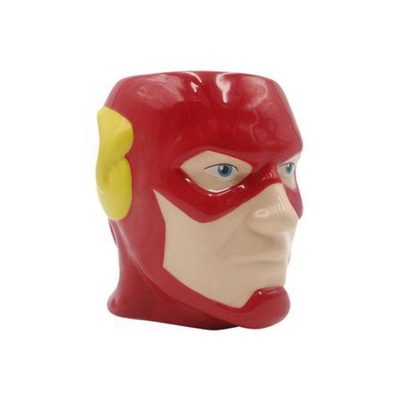6e0338de57 Caneca The Flash em Porcelana 312 Ml - Urban - Canecas - Magazine Luiza