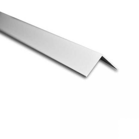 Imagem de Cantoneira Aluminio L 3/4 3mt Branca
