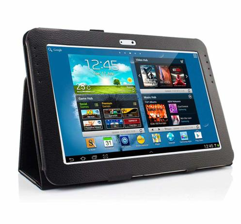 Imagem de Capa Agenda Magnética Para Tablet Samsung Galaxy Note 10.1