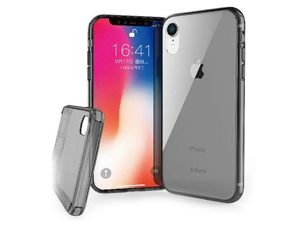 c7e88904a Capa Anti Impacto Iphone Xr X-Doria Clearvue Cinza - Capinha de ...