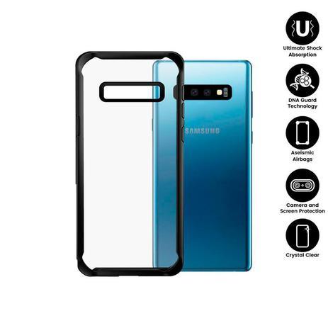 Imagem de Capa Anti Impacto X-One para Samsung Galaxy S10 Plus 6.4 - DropGuard Case 2.0 - Preto