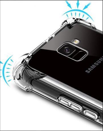 Imagem de Capa Antishock Case Bordas Reforçadas Samsung Galaxy A8 A530
