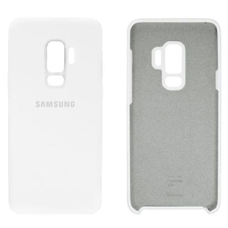 Imagem de Capa Aveludada Silicone Samsung S9 Plus