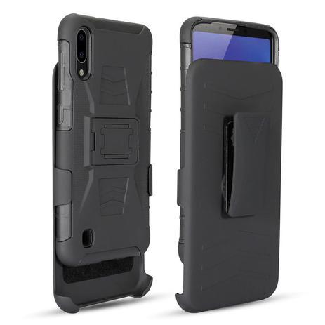 fa2476203 Capa c  Clipe de Cinto Samsung Galaxy M30 - Hardcase - Capinha de ...