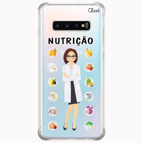 Imagem de Capa capinha anti shock galaxy s10+ s10 plus 1421 nutrição