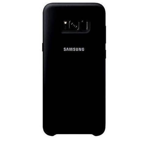 Imagem de Capa Capinha de Silicone para Samsung Galaxy S8 Plus Preta