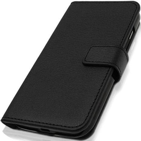 f9623ee9fc Capa carteira cor preta para celular Lenovo K6 PLUS - Maston ...