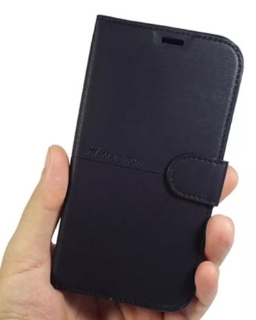 Imagem de Capa Carteira Flip Fecho Magnético Samsung Galaxy M10 + Película de Gel 5D