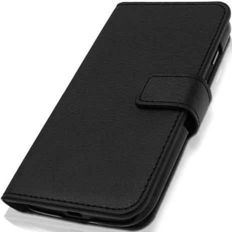 83074daab5a Capa carteira preta para LG Q6 PLUS - Maston - Capinha e Película ...