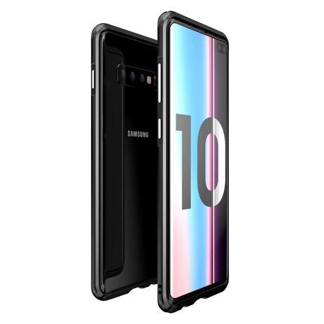 f708ae14507 Capa Case Bumper Alumínio Samsung Galaxy S10 Plus - Preto - Luphie ...