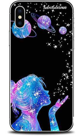 Imagem de Capa Case Capinha Personalizada Feminina Motorola Moto One Fusion Plus- Cód. 1149