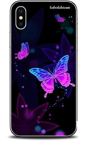 Imagem de Capa Case Capinha Personalizada Samsung XCover Pro Borboletas- Cód. 1386