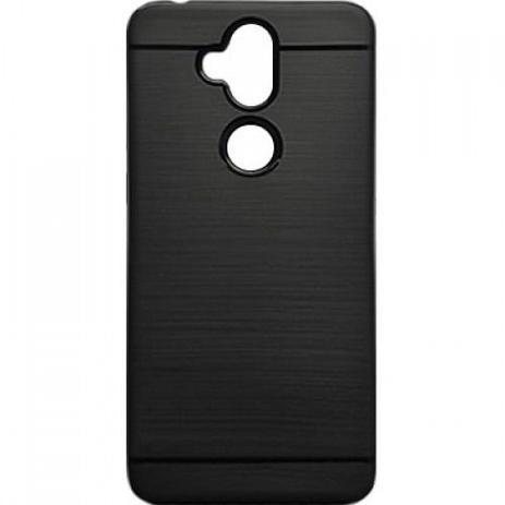 68dcef83c Capa Case Preta Flexível Asus Zenfone 5 Selfie Pro Zc600kl + Pelicula de  Gel - Oem