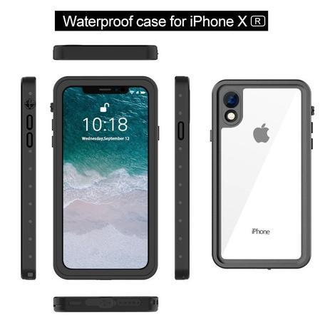 4339df16135 Capa Case Prova D Água Original Iphone Xr waterproof anti-quedas -  Redpepper case