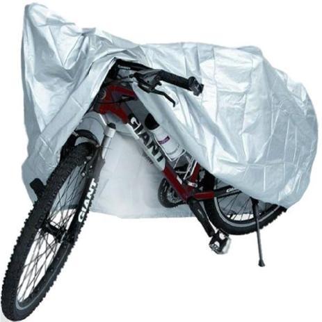 Imagem de Capa Cobrir Bicicleta Impermeável sem Forro  Tamanho único.
