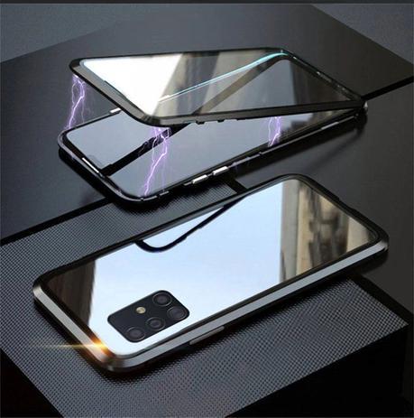 Imagem de Capa Crystal Magnética Samsung Galaxy Note 10 Lite  Preto