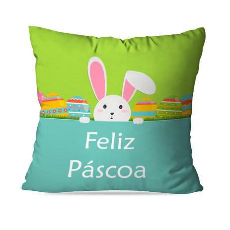 f5fe18451 Capa de Almofada Páscoa Coelhinho Green - Love decor - Almofadas e ...
