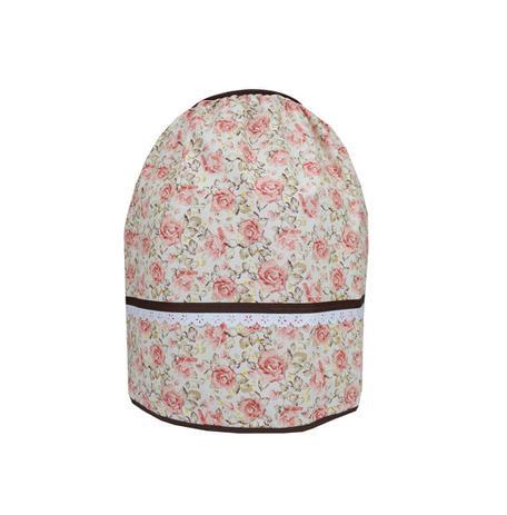 Imagem de Capa de botijão de gás floral