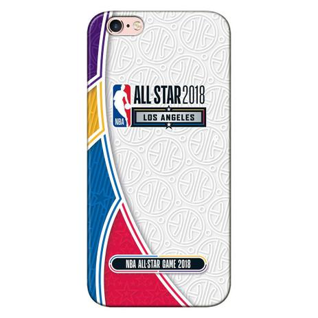 85b4d9b2b Capa de Celular NBA - Apple iPhone 6 6S - All Star 2018 - AS01 ...