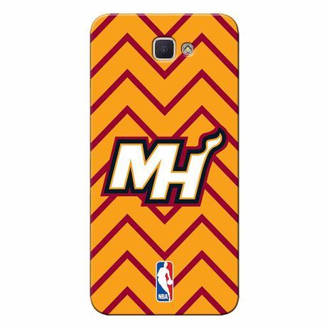 Imagem de Capa de Celular NBA - Galaxy J5 Prime Miami Heat - E16