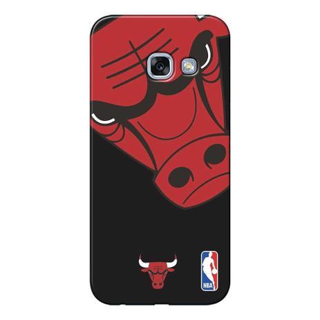 Imagem de Capa de Celular NBA - Samsung Galaxy A7 2017 - Chicago Bulls - D05