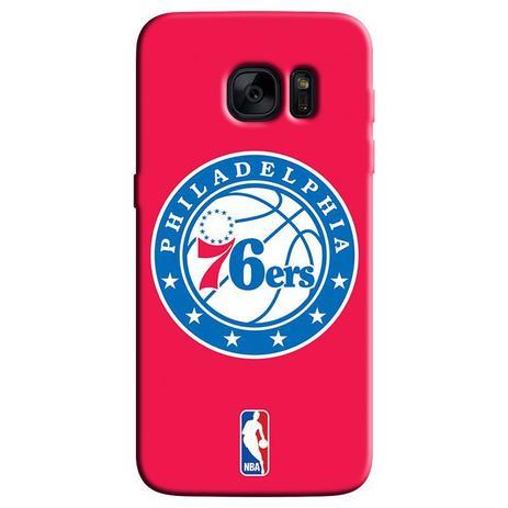 Imagem de Capa de Celular NBA - Samsung Galaxy S7 Edge - Philadelphia 76ers - A26