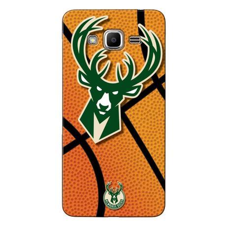 Imagem de Capa De Celular NBA - Samsung J5 Prime -  Milwaukee Bucks - NBAG17