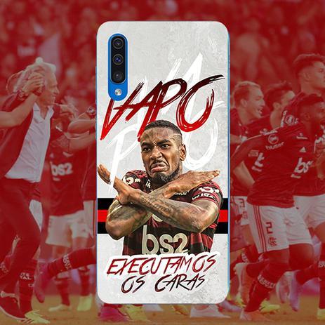 Capa De Celular Personalizada Flamengo Vapo Galaxy A50 Mobmob