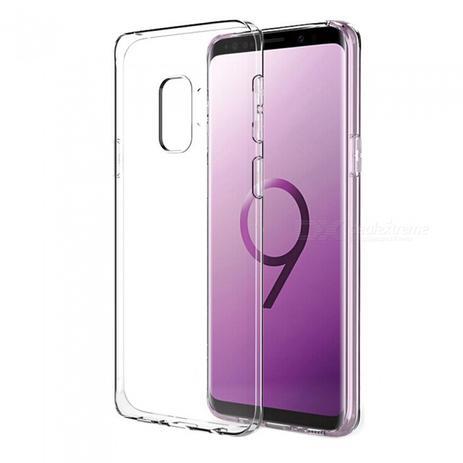 4b80531b2f8 Capa de Celular Transparente para Samsung Galaxy S9 Plus - Maston ...