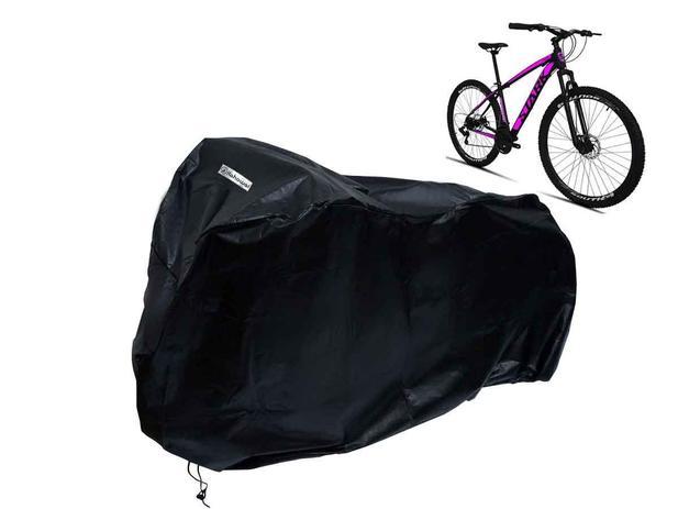Imagem de Capa de cobrir bicicleta ajustável