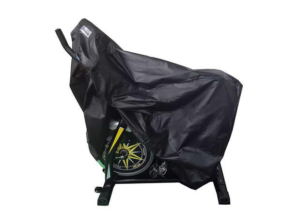 Imagem de Capa de cobrir bike bicicleta ergométrica vertical