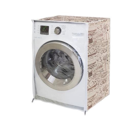 Imagem de Capa de máquina de lavar - Lavanderia Com Abertura Frontal